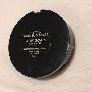 OFRA Makeup - Ofra x NikkiTutorials Highlighter in Glow Goals